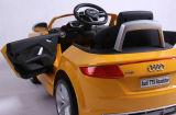 車のおもちゃAudiの認可された子供の電気乗車