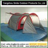 Barraca de acampamento viva moderna luxuosa da família do túnel de 5 pessoas