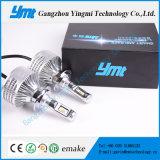 Lâmpada principal do diodo emissor de luz do farol do diodo emissor de luz do jogo H7 H4 do carro auto para o acessório do carro