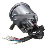 Medidor de velocímetro Hodômetro Parcial Duplo de motocicleta com retroiluminação LED pisca