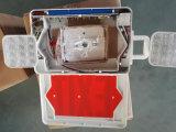 Indicatore luminoso Emergency, UL combinata, segno dell'uscita, segno del LED, uscita di sicurezza