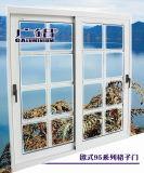 Doppio alluminio di vetro Windows scorrevole con il migliore prezzo