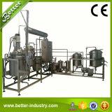 Extrato de plantas a perda de peso da máquina de extração de grãos de café verde