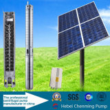 Estrutura de bomba sem escova e bomba de água solar Combustível bomba de água solar de 12V DC para irrigação