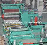 Польностью автоматическая разрезая линия машина для стальной катушки