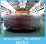 Mica que envolve o fio de cobre do ímã do enrolamento da película do Pi para as energias eólicas 3.35*9mm