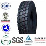 Neumático de acero radial del neumático TBR del carro de la posición del mecanismo impulsor