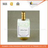 Etiquetas autoadhesivas adhesivas modificadas para requisitos particulares de la botella de vino de la impresión de la escritura de la etiqueta para la boda