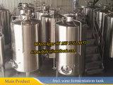 La maduración de la cerveza Lagering verticales tanques