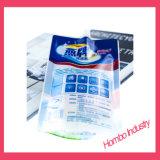 비닐 봉투, 흡입 묵을%s 두 배 삼각천 포장 부대