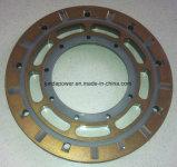 Peças sobresselentes da bomba hidráulica da recolocação da máquina escavadora PVD22 (placa da válvula)