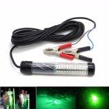 12V 900lm LED verde bajo el agua gota señuelo de la luz de los cebos de pesca barco