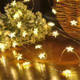 LEDのクリスマスの装飾ストリングライト祝祭の豆電球