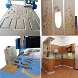 CNCの製造所の木工業のルーターのフライス盤の彫版の家具、販売のためのボードの印