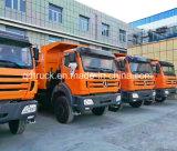 De Vrachtwagen van de Stortplaats van de Kipper van Beiben 6X4 340HP met de Technologie van Benz van Mercedes