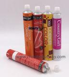 Cosmético Creme de cor de cabelo Embalagem Embalagem vazada em alumínio 100%