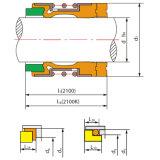 Gummidichtung des gebrüll-2100 für versenkbare Pumpe