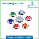 42W 316stainless Stahl-LED Swimmingpool-Unterwasserlicht