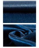 velluto luminoso 100d per la tessile domestica