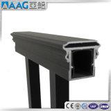 Aluminium-/Aluminiumstrangpresßling-Profil für Zaun