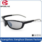 Type neuf de protection en verre de Sun de sport de qualité UV400 faisant un cycle pilotant les lunettes de soleil s'élevantes fonctionnantes