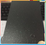Покрытие порошка серебряной текстуры Hsinda Sandy электростатическое