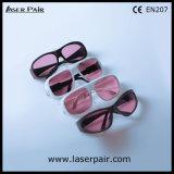 740-850nm Dir Lb5 & 808nm Laser de diodo de óculos e óculos de protecção laser com a estrutura 55