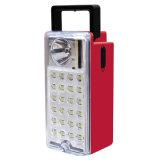 온난한 백색 색온도 LED 야영 손전등