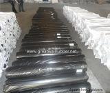 Hoja de goma impermeable auta-adhesivo, EPDM Rolls, impermeabilización de EPDM