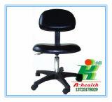 Antistatisches Labor-PU-lederner Stuhl für sauberer Raum-Gebrauch