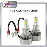 차, Opel를 위한 저가 고품질 최고 더 밝은 36W LED 헤드라이트, Hyundai, Toyota, KIA 의 Honda 차를 위한 9003/H4 겹살 LED 헤드라이트