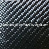 Buscando el color negro 100% tela de fibra de carbono 3k sarga 220g para el cuerpo de coche