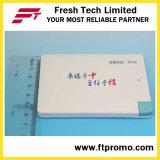 Подгонянный тонкий заряжатель крена силы кредитной карточки 2600mAh для промотирования (C504)