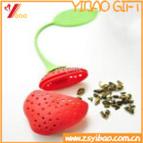 Eco-Friendly Lemon Shape Mini saquinho de chá de Silicone