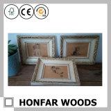 فن اللّصق خشبيّة طفلة صورة إطار لأنّ هبة أو زخرفة