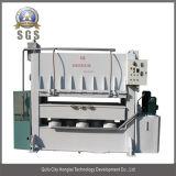 Machine chaude de presse de placage de Hongtai
