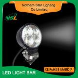 일 빛 Epistar 12W를 위해 바 가벼운 Offroad 모는 LED