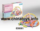 Nuovo giocattolo del tessuto della presidenza dell'oscillazione del blocco per grafici di forma fisica del bambino del giocattolo della presidenza di crepitio del bambino (838061)