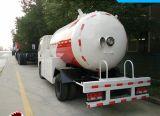 5500litros depósito de GPL GPL GÁS Caminhão dispensador de caminhão de gás líquido