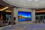 Monté sur un mur pleine couleur P7.62 l'intérieur du Conseil d'affichage à LED