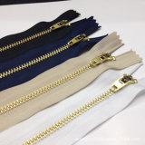 Langkettiger Metallreißverschluß für Kleider 7042