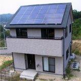 outre du système d'alimentation solaire de l'utilisation 2kw de maison de réseau