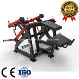 版付ISOの側面足カールの体操の適性装置のハンマーの強さ