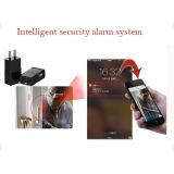 кулачок DVR +8g беспроволочной обеспеченностью камеры заряжателя стены USB сети IP 1080P WiFi P2p видео-