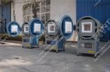 four de vide de l'atmosphère 1200c en forme de boîte pour le traitement thermique en métal