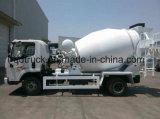 De kleine Vrachtwagen van de Mixer van het Cement, Vrachtwagen van de Concrete Mixer van 3-4 cbm de Kleine