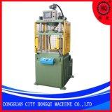 プラスチック部品のための精密油圧出版物機械