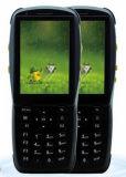 Terminal móvel Handheld Android da tela de toque, PDA industrial, varredor do código de barras, coletor de dados do código de barras, Mj PDA3501