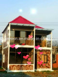 Nuove villa del tipo prefabbricato mobile di vacanza semplice efficiente/prefabbricato Camera/per il gran quantità