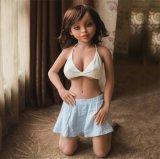 2017 neues Pöbel-realistisches Silikon-Minigeschlechts-Puppe der Art-118cm